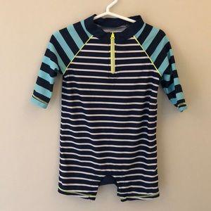 Baby Gap boy swim suit outfit 12-18m